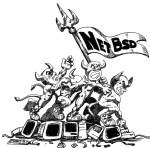 NetBSD old logo