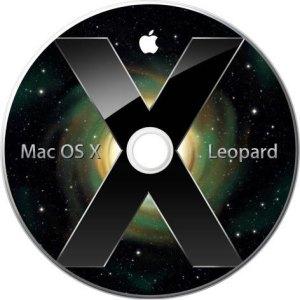 Mac OS X Leopard DVD