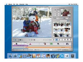 iMovie 3 Screen