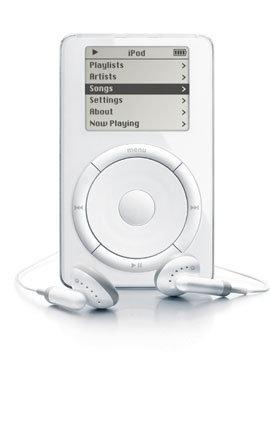 iPod Menu