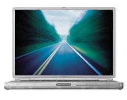 PowerBook G4 Front