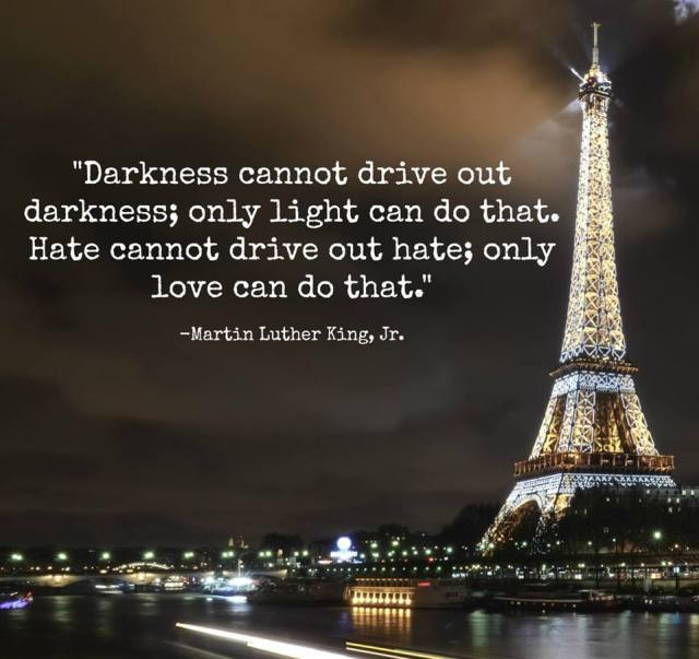 darkness - Martin Luther King