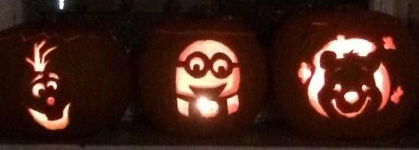 pumpkins night
