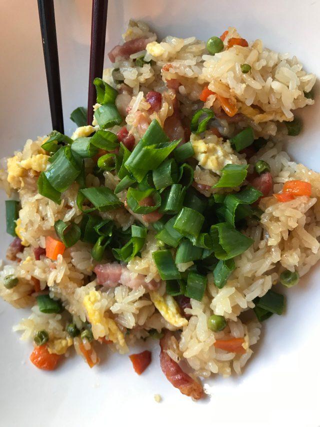Sticky-Fried-Rice