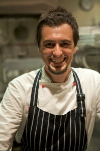 Stefano Mazzina, Proprietor of Fiasco Restaurant, Coffs Harbour