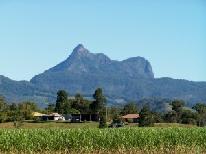 Mount Warning, near Murwillumbah
