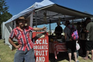 Synchronicity Farm Stall, Coffs Harbour Harbourside Market