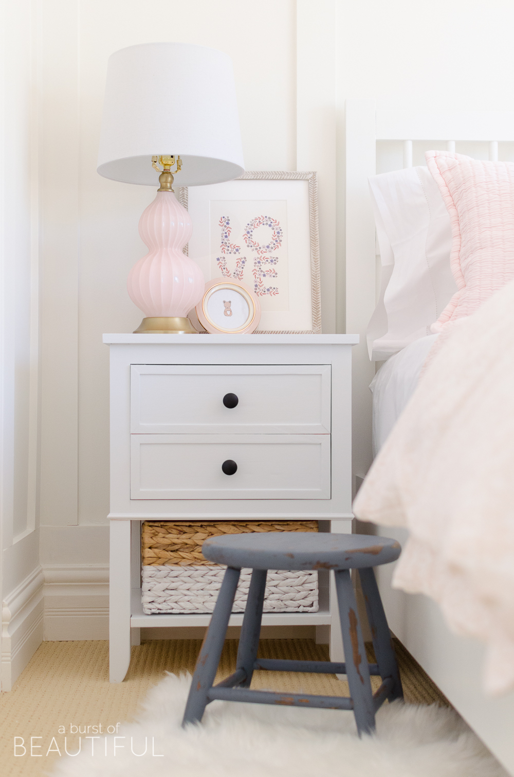 2 Drawer End Table Free Plans Nick Alicia