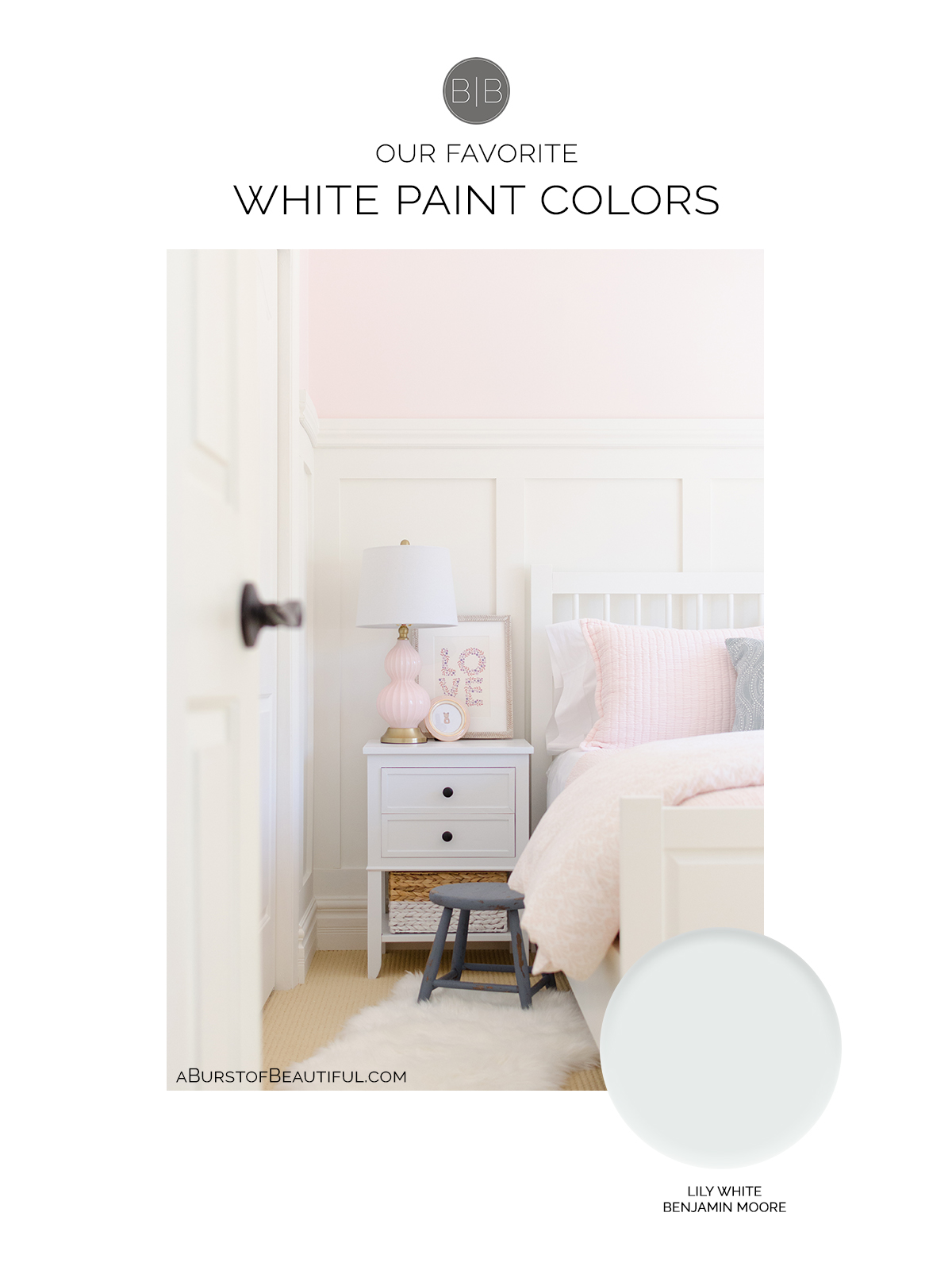 The Best White Paint Colors Nick Alicia