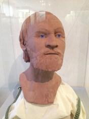 Facial Reconstruction of the Repton Viking