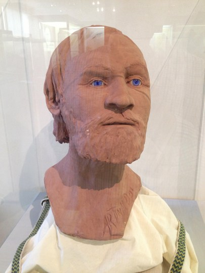 Facial Reconstruction of the Repton Viking