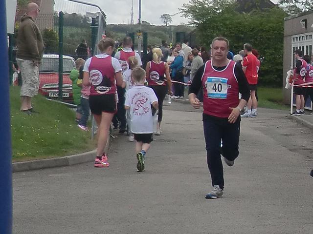Awsworth 5K run