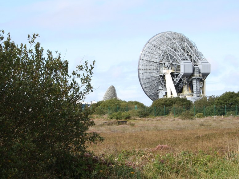 Arthur Antenna One Goonhilly