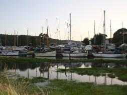 Gweek on the River Helford