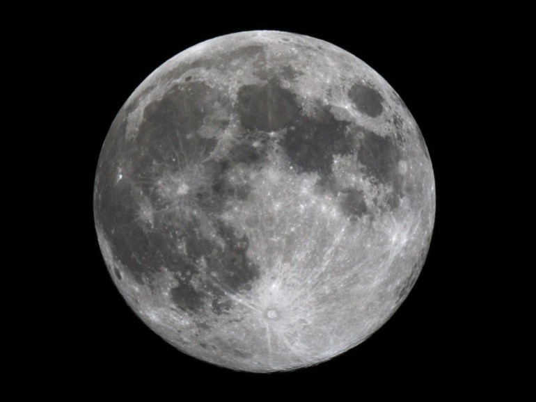 Harvest Moon 29 September 2012