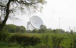 Jodrell Bank lovell Radio Telescope