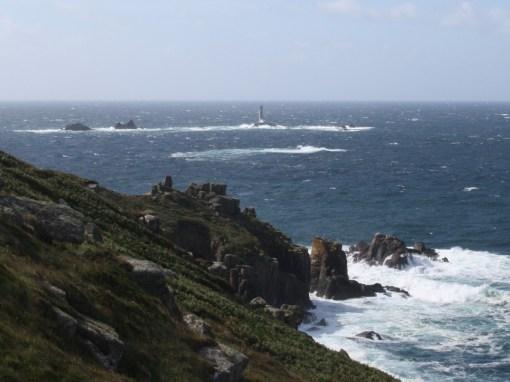 Longships Lighthouse at Land's End