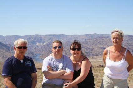 Mugshot near Black Canyons
