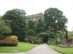 Nottingham Castle grounds