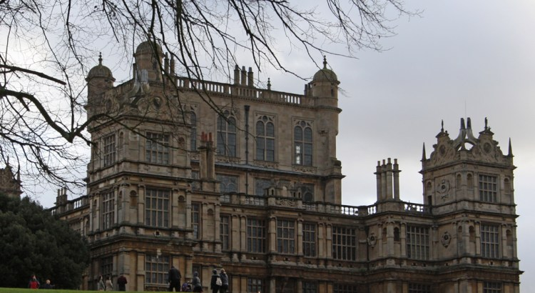 Wollaton Hall is Wayne Manor