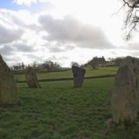 Robin Hood's Stride and Nine Stones Close