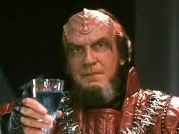 Klingon Chancellor Gorkon