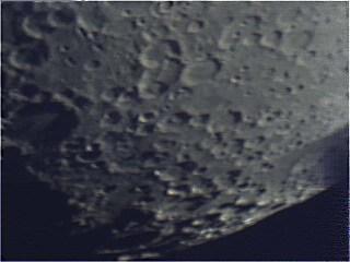 South lunar highlands