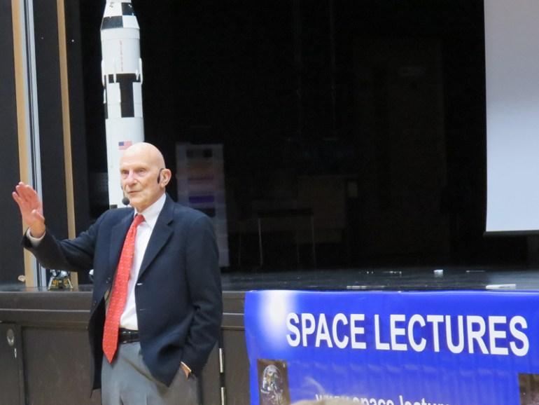 Ken Mattingly - The Spirit and Triumph of Apollo 13 - April 12 2014