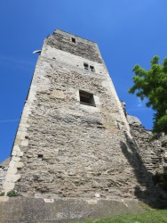 South west tower, King John's Tower