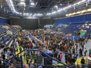 EM-Con 2015 at Nottingham Ice Arena