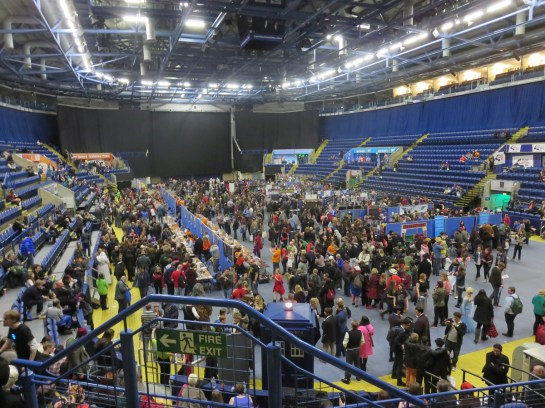EM-Con 2015 at Nottingham Ice Arena