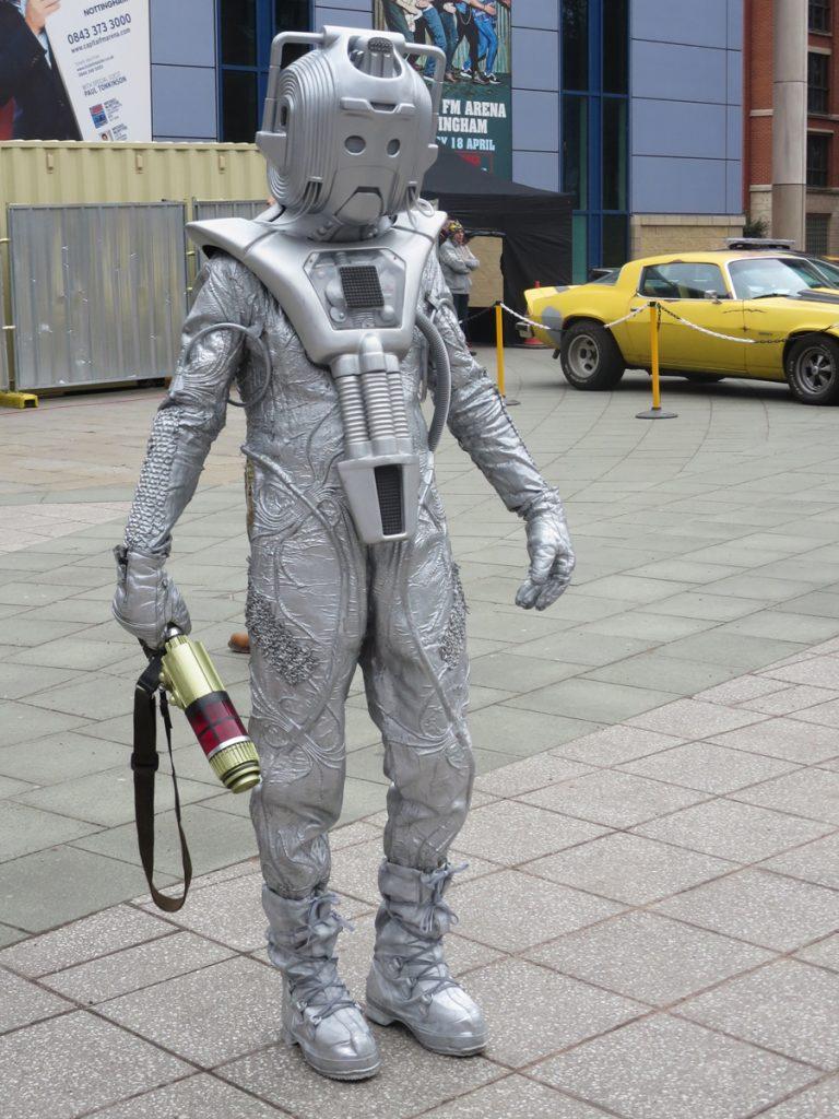 Cybermen at EM-Con