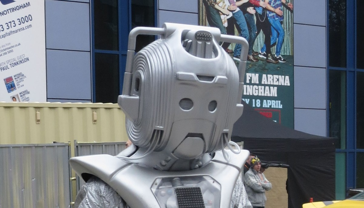 EM-Con 2015 - The East Midlands Sci-Fi & Fantasy Convention