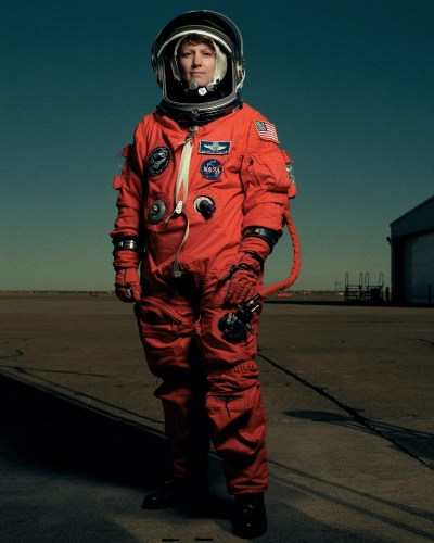 Space Shuttle Pilot and Commander Eileen Collins. STS-63, STS-84, STS-93, STS-114.