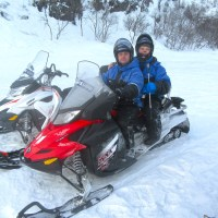 Snowmobile Safari in Kirkenes