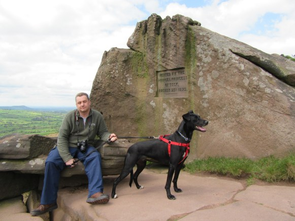 Queen's Chair on The Roaches