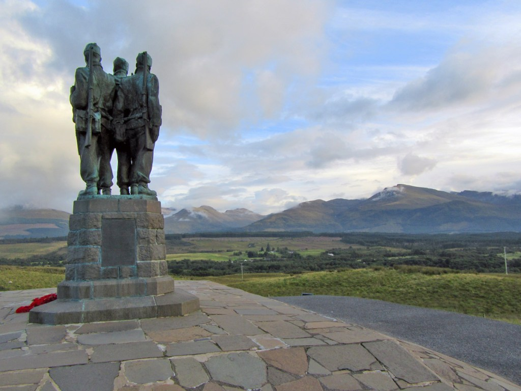 Commando Memorial at Spean Bridge