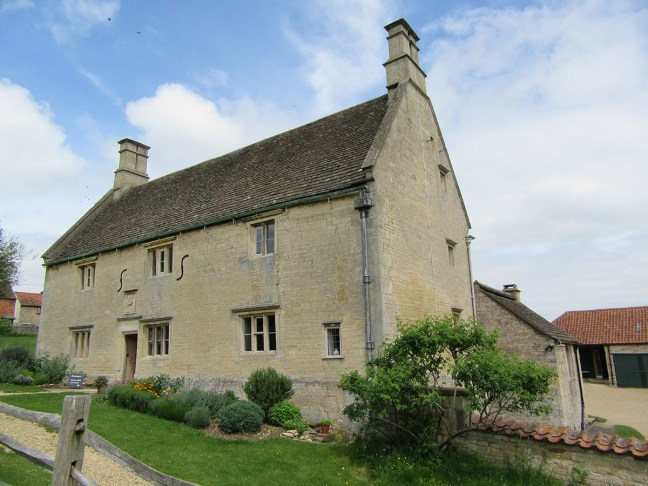 Woolsthorpe Manor - the home of gravity.