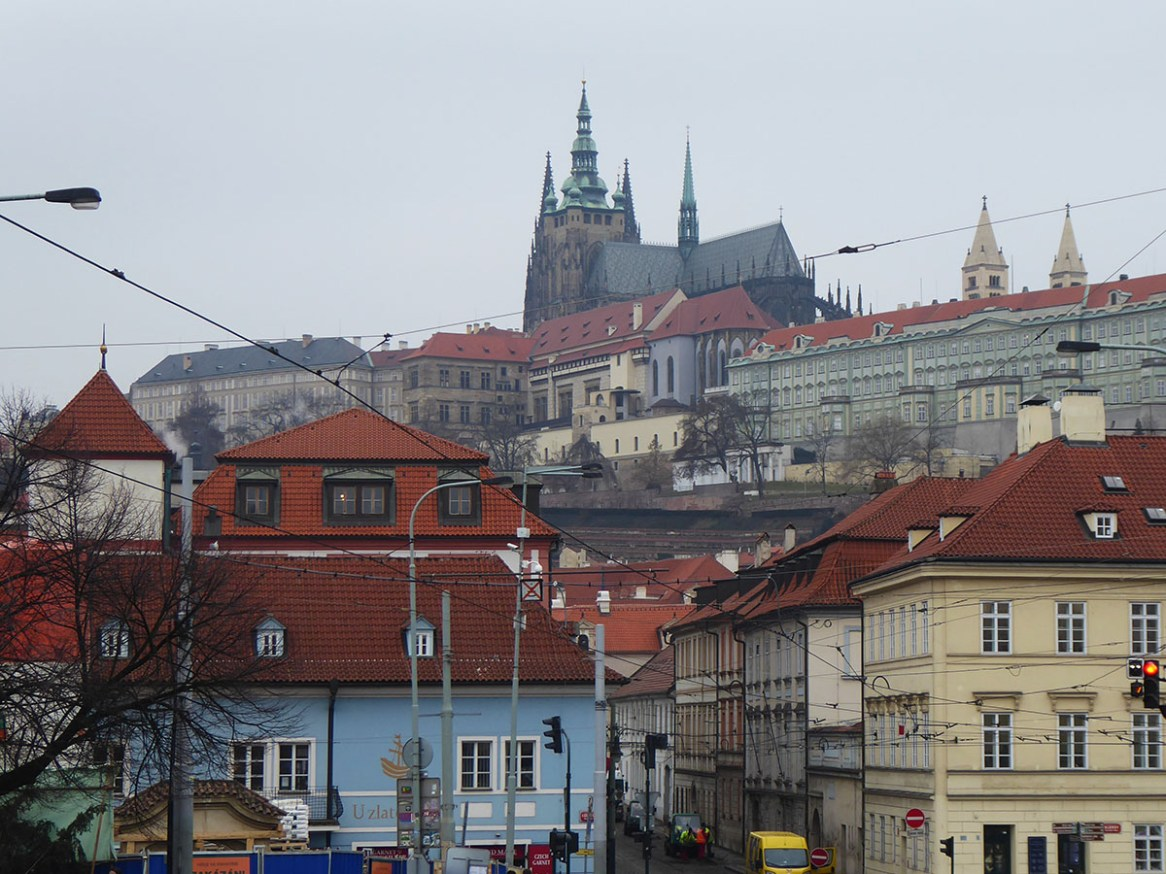Prage Castle and St Vitus Cathedral