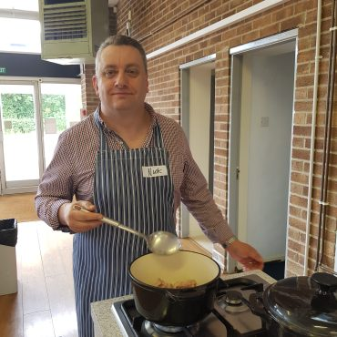 Back to School with an Indian Takeaway Cookery Class