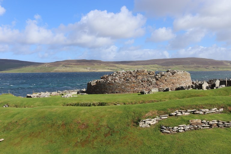 The Broch of Gurness