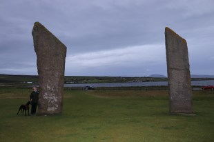 Stenness Stones Brodgar