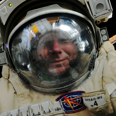 Meeting Russian Cosmonaut Gennady Padalka – The Right Stuff