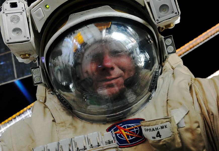 Meeting Russian Cosmonaut Gennady Padalka – The Right Stuff