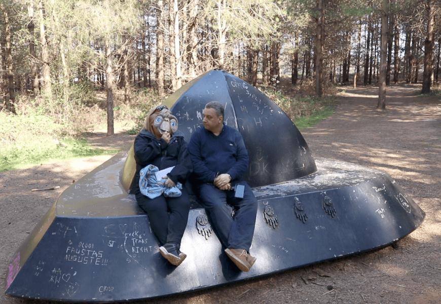 Rendlesham UFO Trail