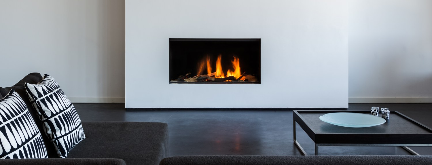 Fireplace by Nick De Clercq Photography