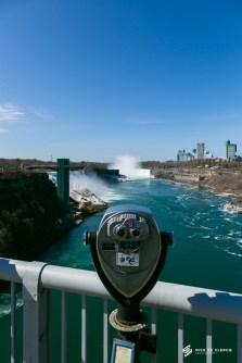 Niagara Falls, NY, USA & Niagara Falls, ON, CA