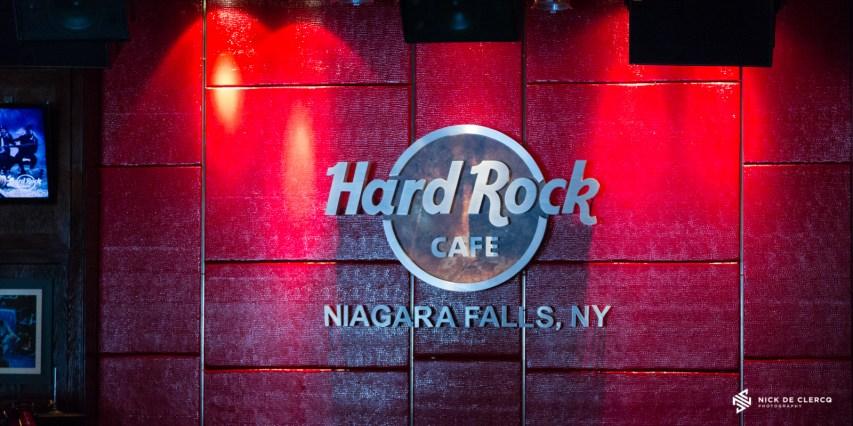 Hard Rock Cafe, NY, USA