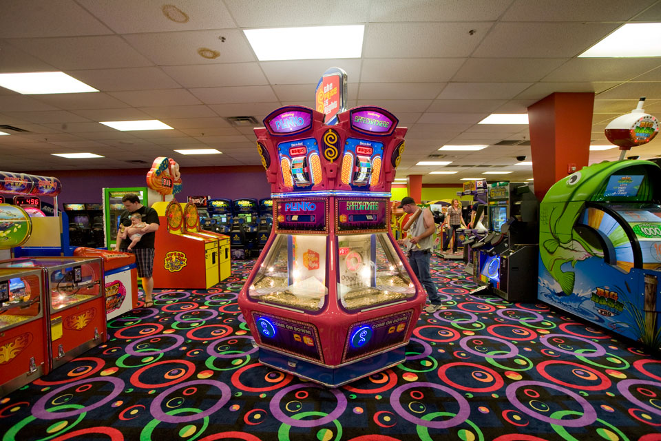 Image result for nickelcade