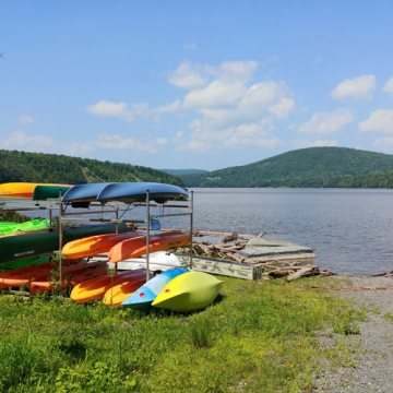 Kayaking and Canoeing NY
